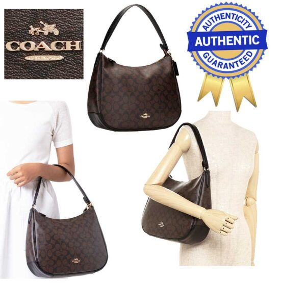 Authenticity Guaranteed on All Coach bags